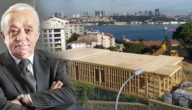 Mehmet Cengiz'in aldığı Hüseyin Avni Paşa Korusu'nda skandallar bitmiyor