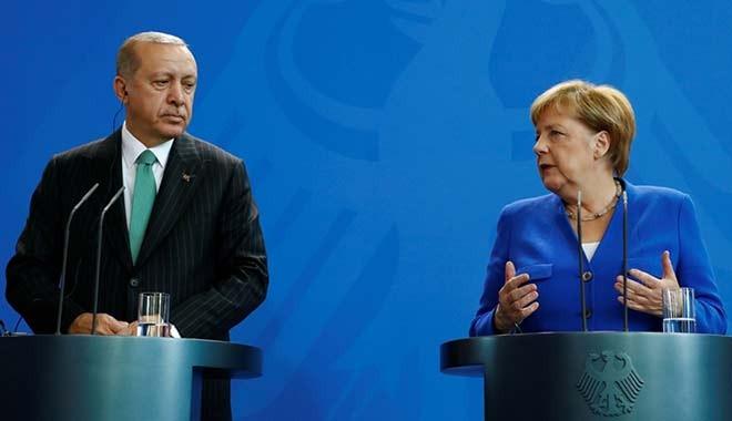 Merkel yakındı: Türkiye'ye yeterince sığınmacı gönderilmiyor