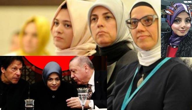 Merve Kavakçı'nın diğer kızı da Saray'da çıktı: İşte Kavakçı Ailesi