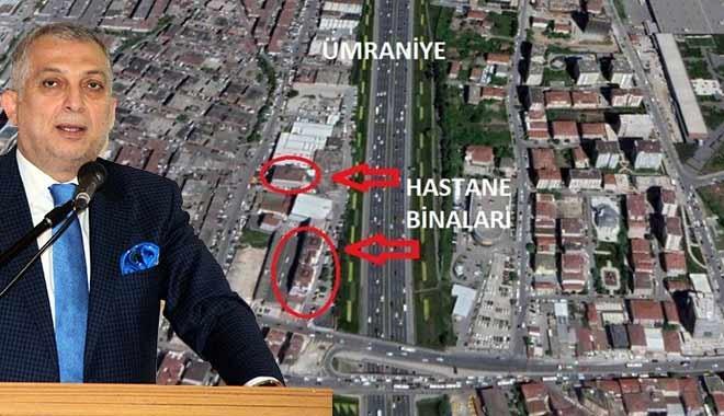 Külünk'ün kaçak tüneli İBB'ye takıldı