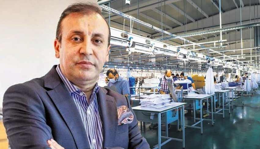 Moda devlerinin gömlekleri Malatya'da üretiliyor!