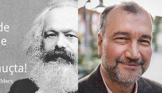 Murat Ülker'den Karl Marx'lı 1 Mayıs paylaşımı
