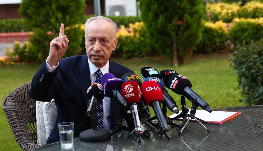 Galatasaray eski Başkanı Mustafa Cengiz hastaneye kaldırıldı!
