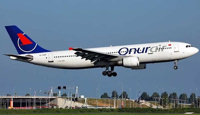 Onur Air'e Rusya'da 'Açlık' cezası