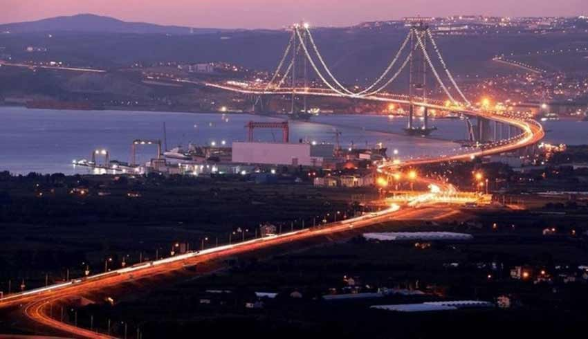 Osmangazi Köprüsü'nün vatandaşa yükü 100 milyar Lira