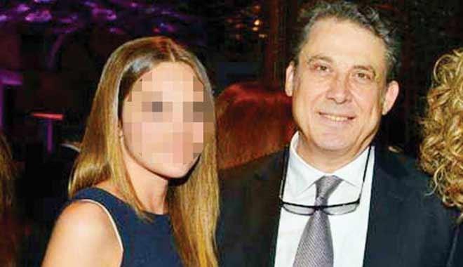 Öz kızını taciz eden medya patronu kaçmış..