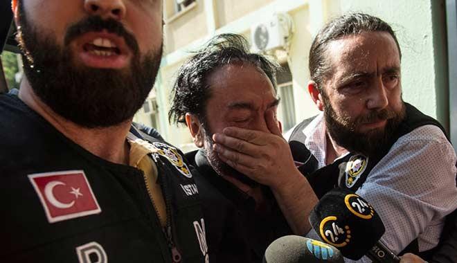 Polisi görünce kaçan Adnan Oktar, nasıl yakalandı?