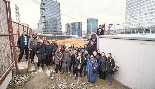 Pana inşaat şirketine ait projeler durdu! Vatandaşlar mağdur oldu