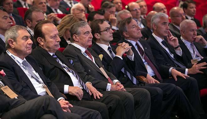 Dev şirket eridi..TÜSİAD Başkanı bile zorda...