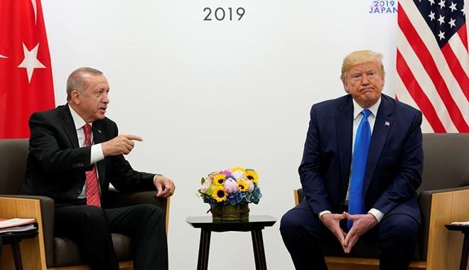 Trump, Erdoğan'ın 'ABD'ye gitmeme' görüşünü nasıl değiştirmiş!
