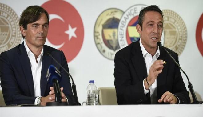 Phillip Cocu'dan Fenerbahçe taraftarını heyecanlandıran sözler