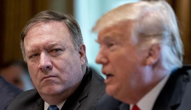 Pompeo: Trump gerektiğinde Türkiye'ye karşı askeri eyleme geçmeye tamamen hazır