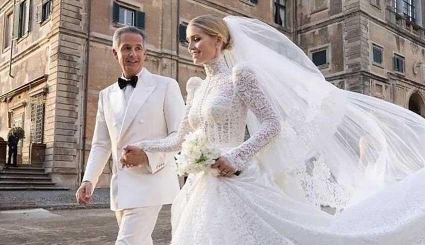 Prenses Diana'nın yeğeni, 32 yaş büyük milyarderle evlendi