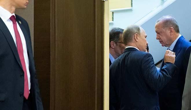 Putin: Erdoğan'la kapsamlı ve yapıcı görüşmeler yaptık, mutabakata vardık