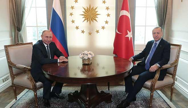 Kremlin: Putin ve Erdoğan 8 Ocak'ta bir araya gelecek