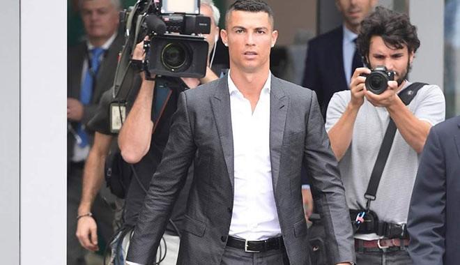 Ronaldo, Filistin'e 1.5 milyon dolar bağışladı