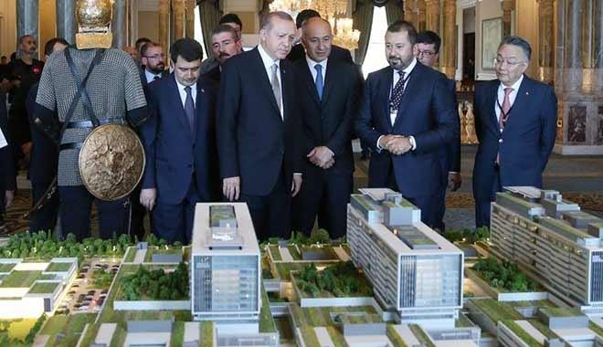 Rönesans şirketi Cumhurbaşkanı Erdoğan'dan rol mü çaldı?