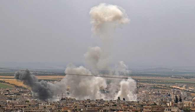 Rus uzman: ABD'nin İdlib saldırısı, Türkiye'ye gönderilen ek sinyal