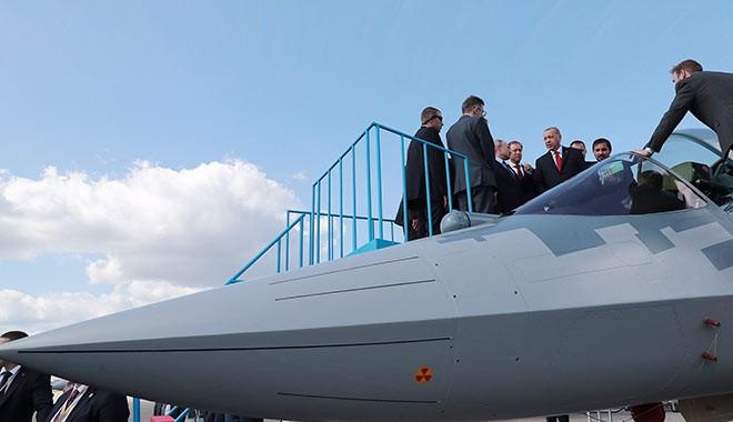 Rusya: Türkiye Su-35 ve Su-57'ler için görüşmeler başladı