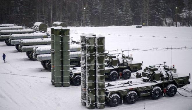 S-400 füzeleri getirildi ama teknoloji unutuldu!