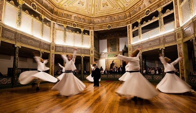 SICPA Türkiye ve Müze Kart'tan Galata Mevlevihanesi'nde iftar