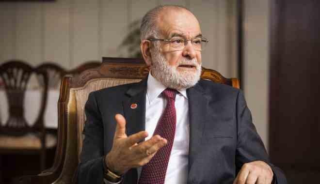 Karamollaoğlu: 17 yılda 708 milyar faiz ödedik