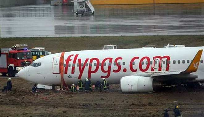 Uçağı pistten çıkan Pegasus, Yılın En İtibarlı şirketi seçildi