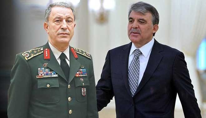 Hulusi Akar, Abdullah Gül'den ne istemiş?