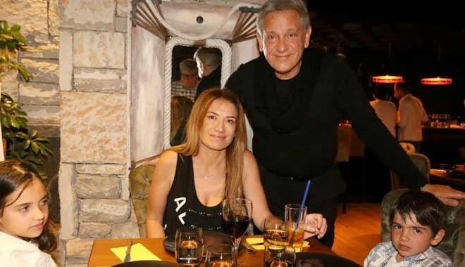 Şarkıcı Neco kendisinden 25 yaş küçük eşi İdil Erke'yi darp etti