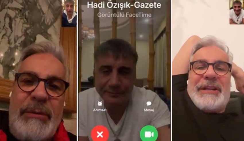 Hadi Özışık'dan yeni Sedat Peker açıklaması: İşgüzarlık yaptım