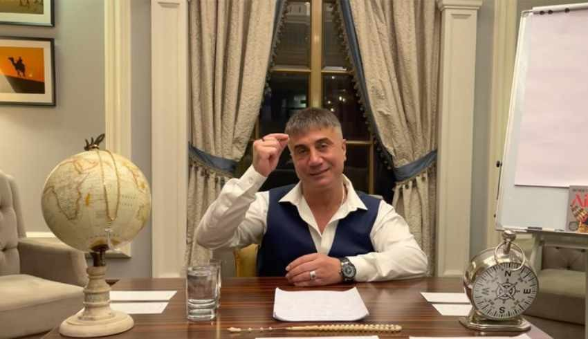 Sedat Peker video gelirlerinden kaç Milyon TL kazanacaktı?