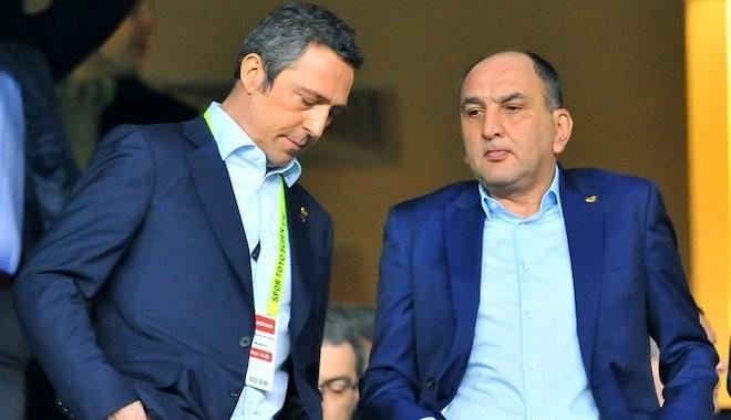 Fenerbahçe Başkan Vekili Semih Özsoy istifa etti!