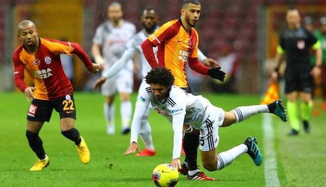 Galatasaray-Beşiktaş maçına karantina gelebilir: 850 kişi vardı