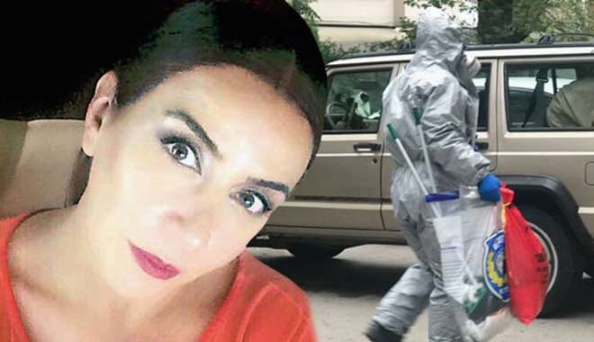 Siyanür içerek intihar eden iş kadını Necla Köker'in intihar nedeni belli oldu