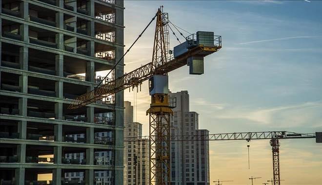 TÜİK: İnşaat maliyet endeksi yüzde 27.54 arttı