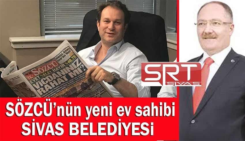 Sözcü, Ak Partili belediyenin kiracısı oldu!
