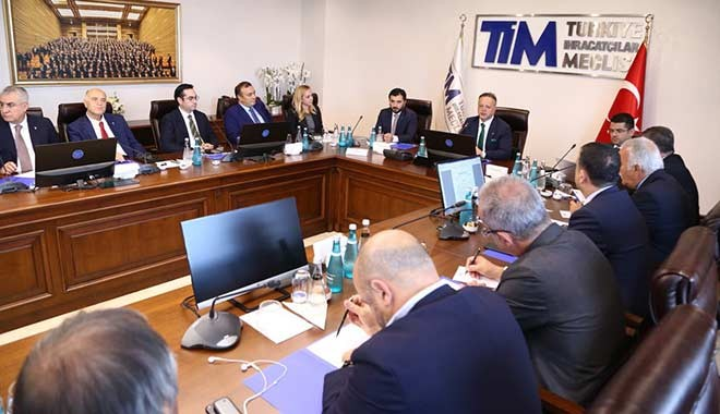 TİM'de ihracata yön verecek yönetim kurulu belli oldu