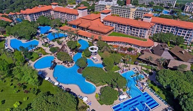 TRT vatandaşın elektrik parasını beş yıldızlı otele yatırdı