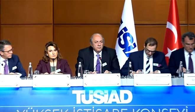 TÜSİAD'dan hükümete en uzun eleştiri listesi: Demokrasi, yargı bağımsızlığı, hukukun üstünlüğü, ifade özgürlüğü