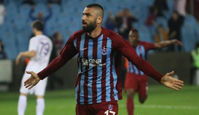 Burak Yılmaz: Başkan haberim olmadan Beşiktaş'a satmış