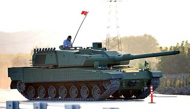 Tumosan Basarisiz Olmustu Turk Altay Tankina Ukrayna Motoru Geliyor