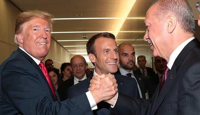 Trump, Erdoğan'la bilek güreşine tutuştu