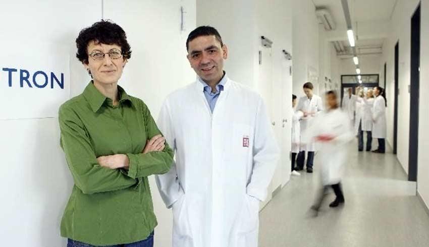 Almanya'dan Türk Prof'un şirketine 375 milyon euro destek