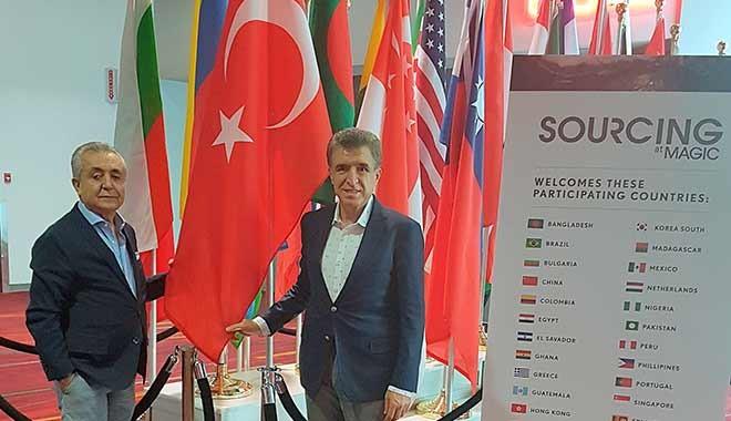 Türk hazır giyimci ABD'nin vize engeline rağmen Las Vegas'taki Magic Show'un yıldızı oldu