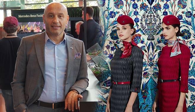 Türk moda endüstrisinden THY'ye sitem.. Hayal kırıklığına uğrattı
