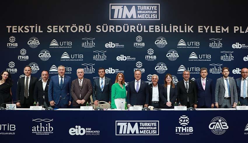 Türk tekstilcisi, Avrupa Yeşil Mutabakatı için startı verdi: Gelin daha az su kullanalım