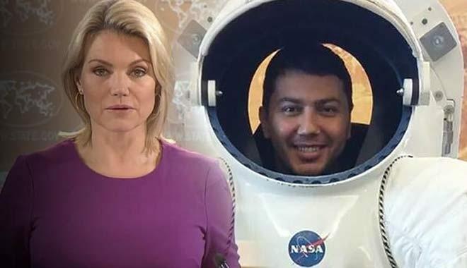 Türkiye-ABD arasındaki krizin yeni ismi: NASA'da çalışan fizikçi Serkan Gölge
