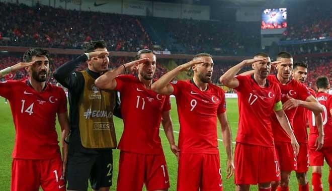 Türkiye, Avrupa Şampiyonası elemelerinde Arnavutluk'u 1-0 yendi