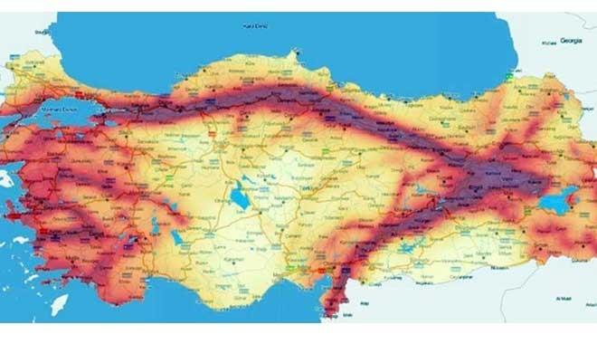 Siirt'te 5.2 büyüklüğünde deprem
