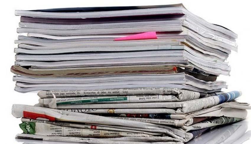 Türkiye'de gazete ve dergi tirajları bir yılda yüzde 20 düştü!